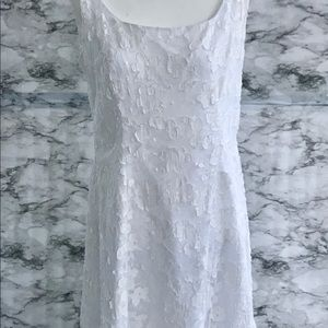 Jessica Howard Women's dress. Size 12 Ivory